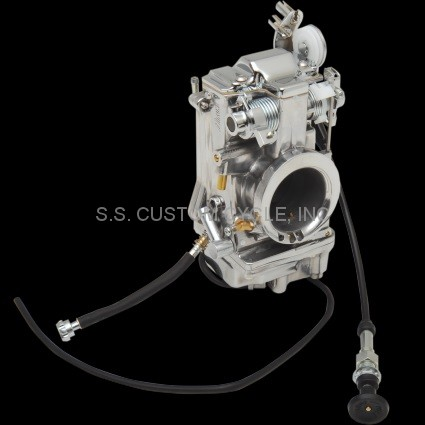 HSR 42 Carburetor Kit for Road Star - SS Custom Cycle Yamaha Road Star Wiring Schematic on
