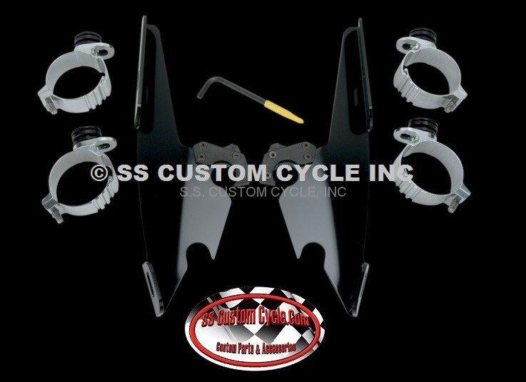 Batwing Fairing Mounting Kits for Harley Davidson Dyna - SS