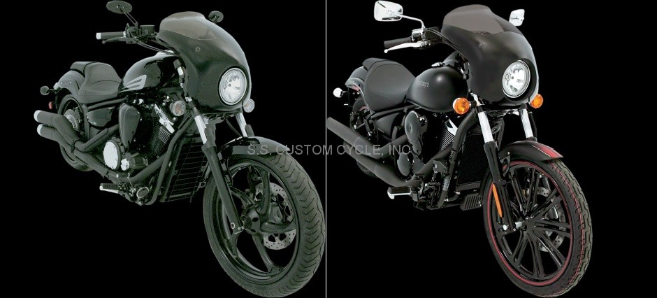 Honda Vtx 1800 For Sale >> BULLET FAIRING KIT FOR YAMAHA - SS Custom Cycle