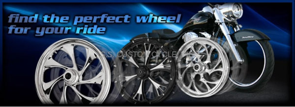 RC Components Custom Wheels