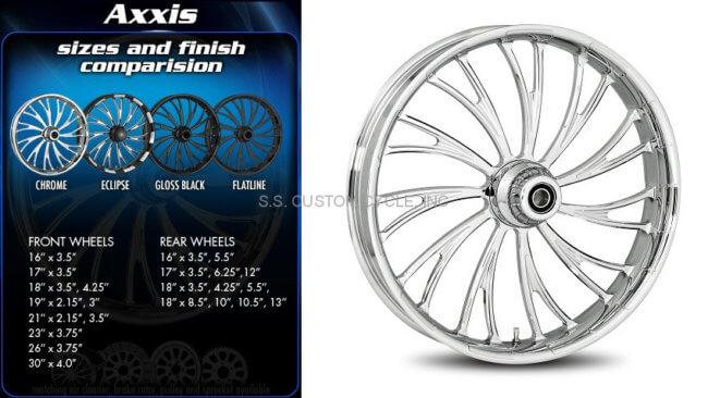 RC Components Custom Wheels