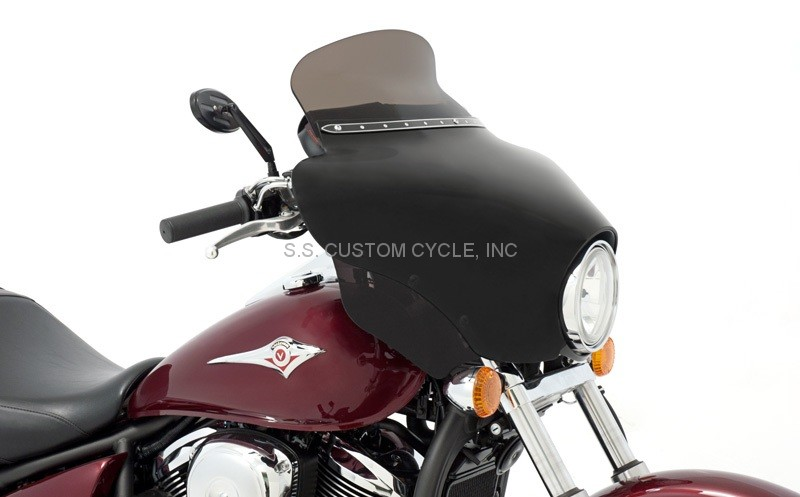Yamaha Raider For Sale >> Memphis Shades Spoiler Batwing Windshields - SS Custom Cycle