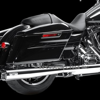 MAGNAFLOW-TOURING-REDLINE SLIP-ON-MUFFLERS-CHROME-1