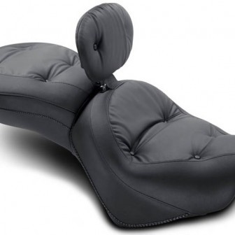 Mustang One-Piece Regal with Backrest
