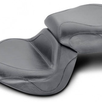 Mustang Warrior Seat Two-Piece No Studs