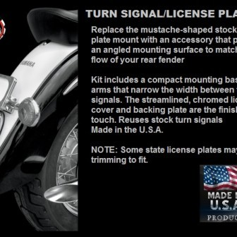 2030-0366 License Mount
