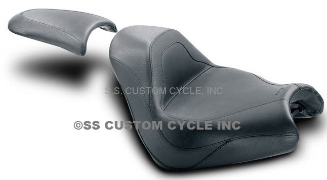 Mustang Sport Touring Solo Seat 76134
