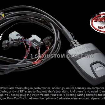 Cobra PowrPro Black