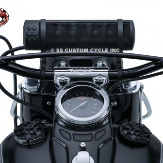PN#2715 - Road Thunder Sound Bar by MTX, Satin Black