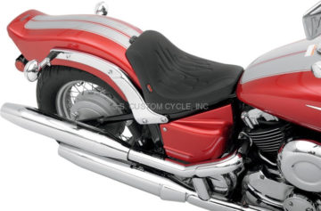 Z1R Low Profile Solo Seats V Star 650