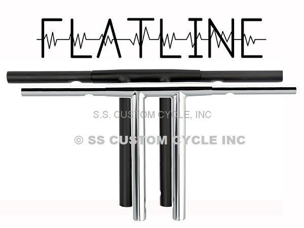 FlatLine 1.25″ T-Bars