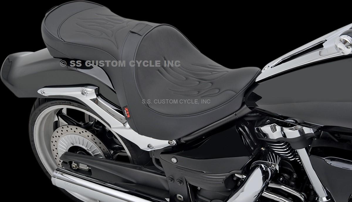 Yamaha Raider Low Profile Seat