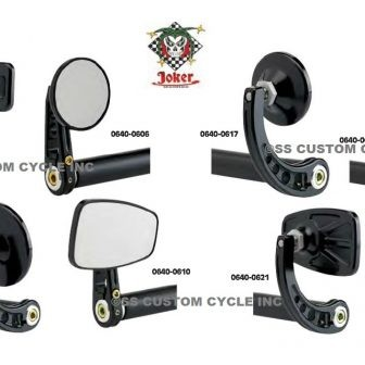 JOKER MACHINE BAR END MIRRORS