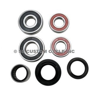 Rear Wheel Bearings 0215-0391