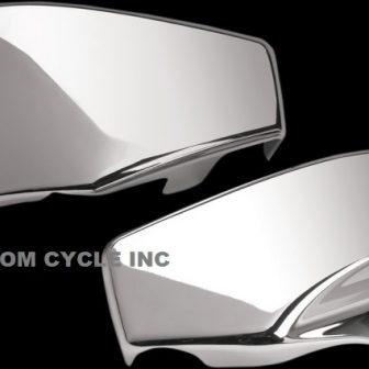 Show Chrome Side Covers 55-129