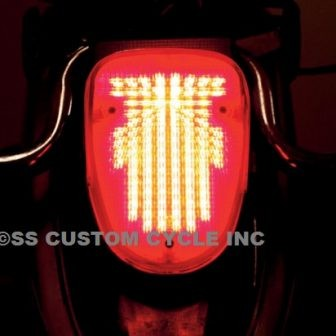 TAILLIGHT YAM 100 LED 2010-0819