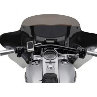 Hogtunes Sound System for Memphis Shades Batwing Fairing 1