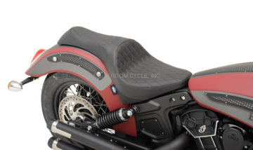 Caballero Seats Indian Scout