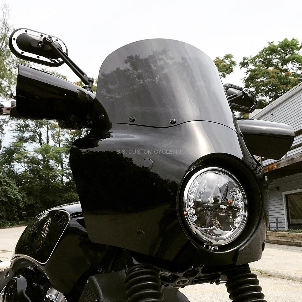 Yamaha Raider For Sale >> Indian Scout Road Warrior Fairing - SS Custom Cycle