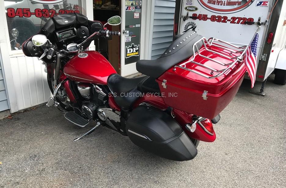 Yamaha Road Star Saddlebags For Sale