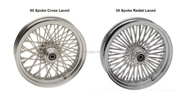 Spoke Wheels for Indian Scout