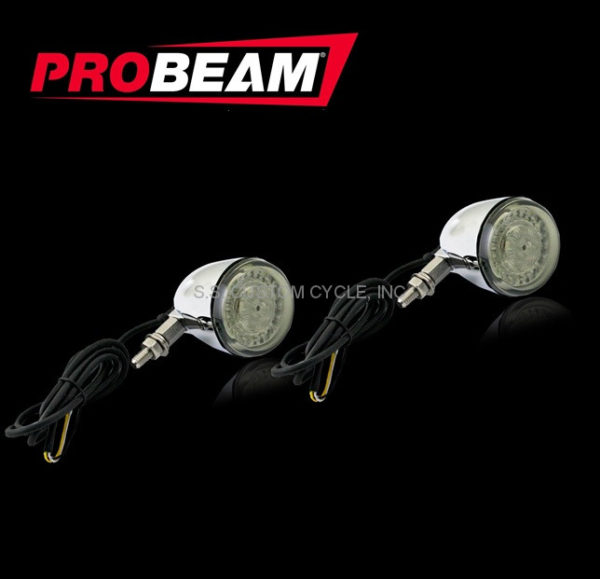 ProBeam Dynamic Ringz Front Turn Signals