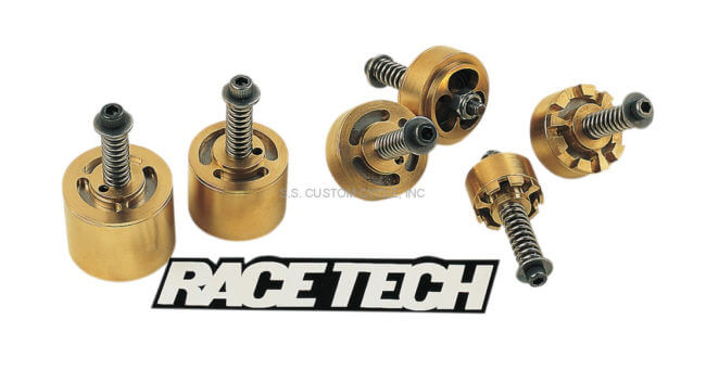 Race Tech Gold Valve Emulators