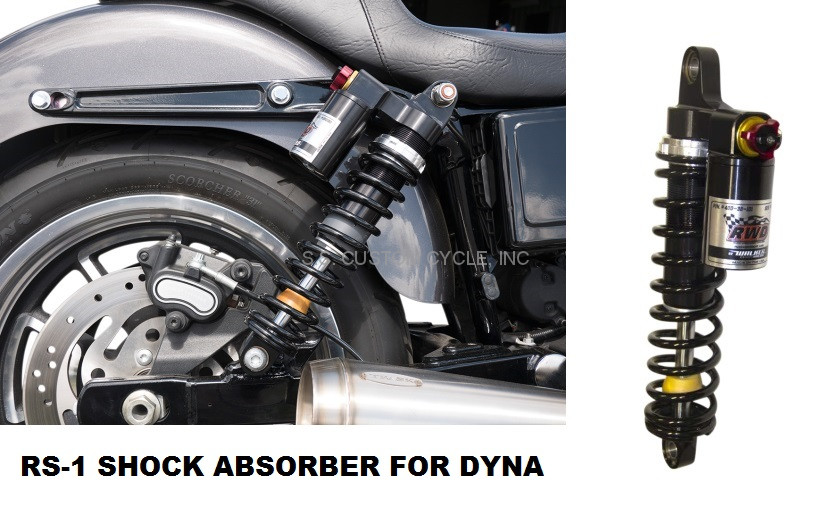 RS-1 Shocks for Dyna