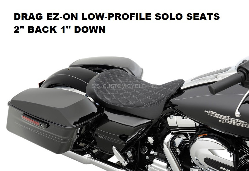 Low Profile Solo Seats