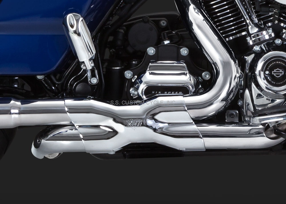 Power Dual Head Pipes