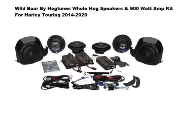Hogtunes Whole Hog Speakers