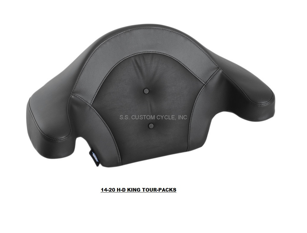 King Tour Pack Backrest Pad