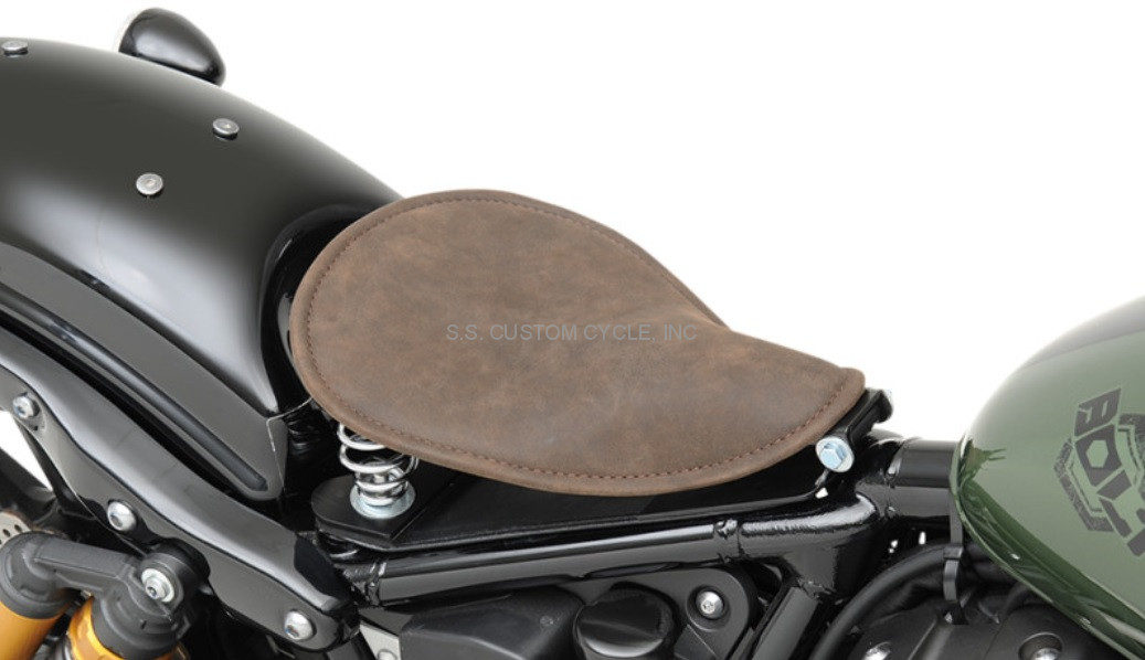 BOBBER SPRING STYLE SOLO SEATS