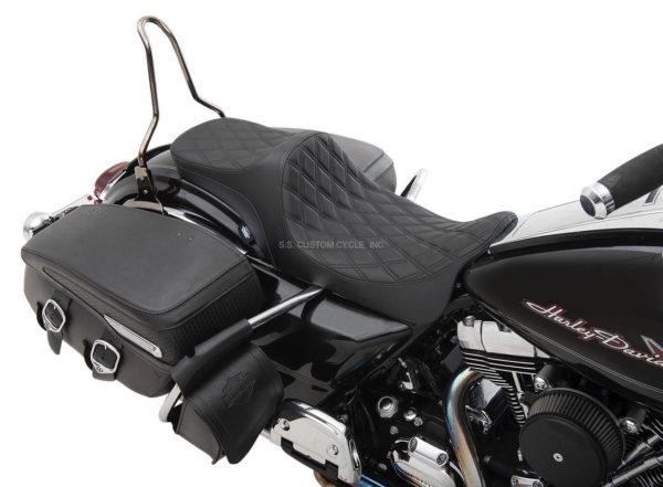 Predator III 2-up Seats