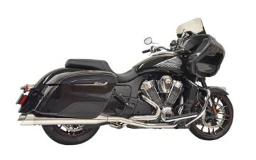 Bassani True Dual Exhaust