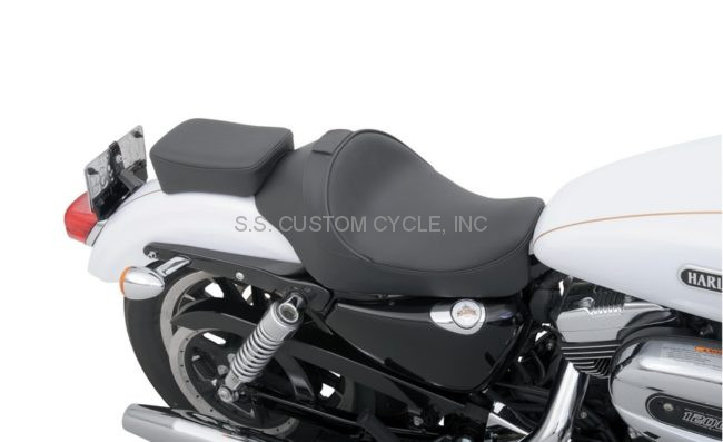 Drag Solo Seat with Backrest