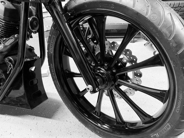 Custom Wheels for Yamaha Bolt
