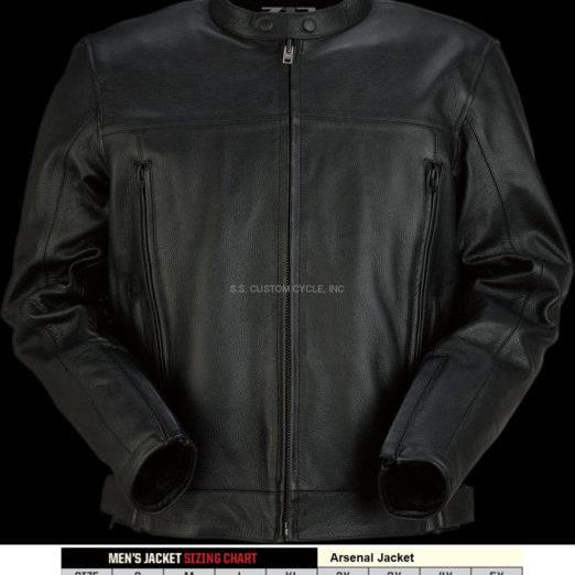 Z1R Men's Arsenal Jacket