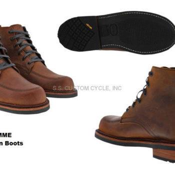Davis II Brown Boots