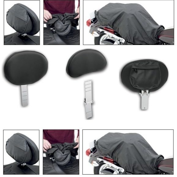 EZ Glide Backrest System