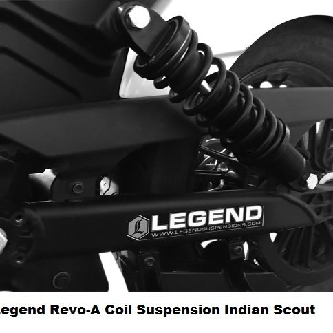 Legend Revo-A Coil Suspension Indian Scout