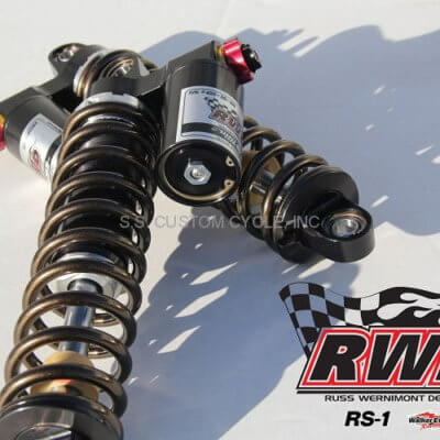 RS-1 PIGGY BACK SHOCKS